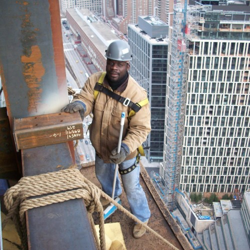 NYC IRON WORKERS LOCALS 40 amp 361 JOINT APPRENTICESHIP