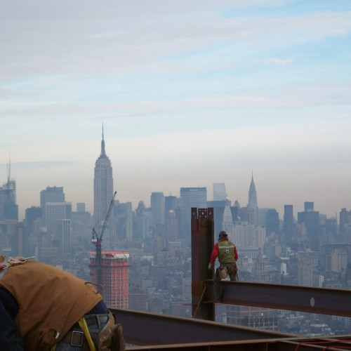 Ironworkers Local 40 New York Ny