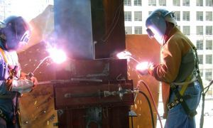 Welding Information – NYC IRON WORKERS
