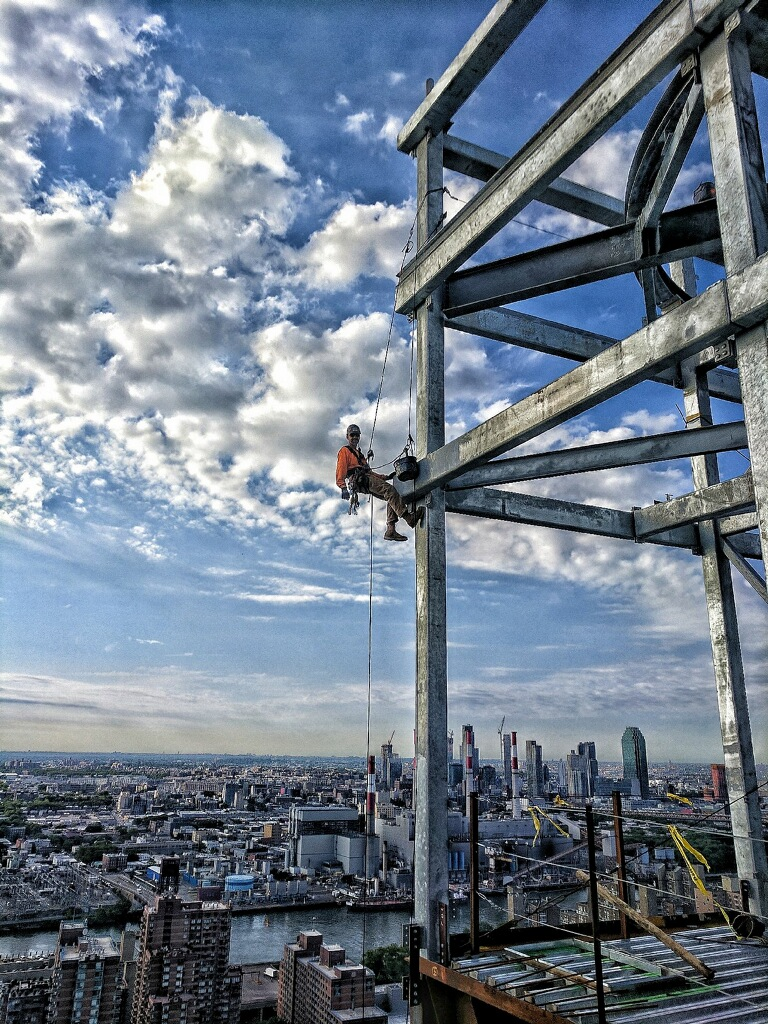 Iron Workers We Get the Job Done – NYC IRON WORKERS