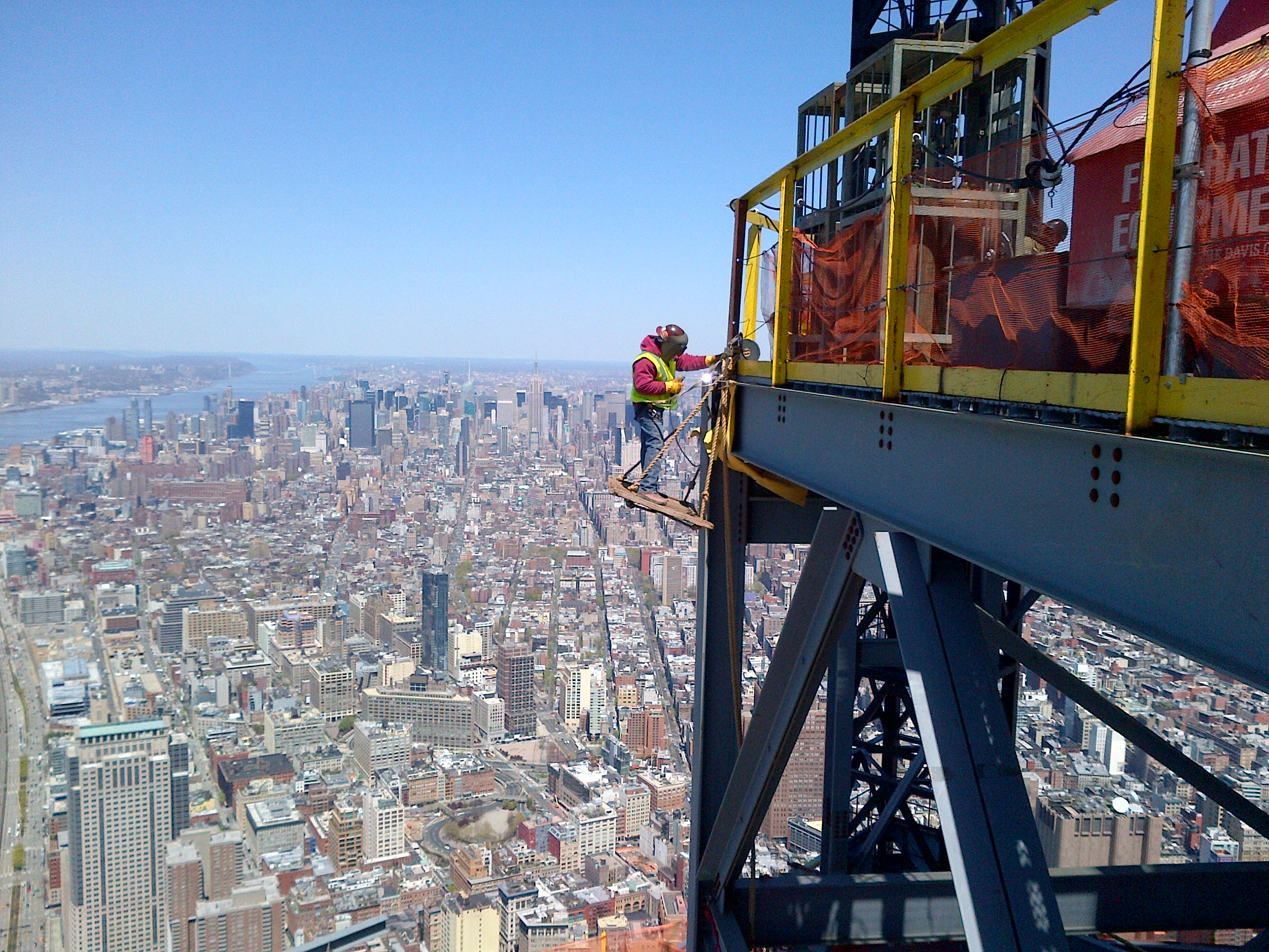 NYC IRON WORKERS – LOCALS 40 & 361 JOINT APPRENTICESHIP PROGRAM